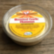 Roasted Garic Hummus 8 oz