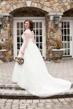 Katie, the beautiful Bride
