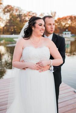 Congratulations Theresa and Steven!