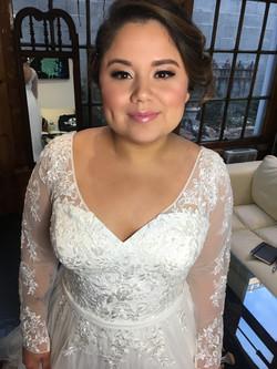 Yia's February 2017 Wedding Day