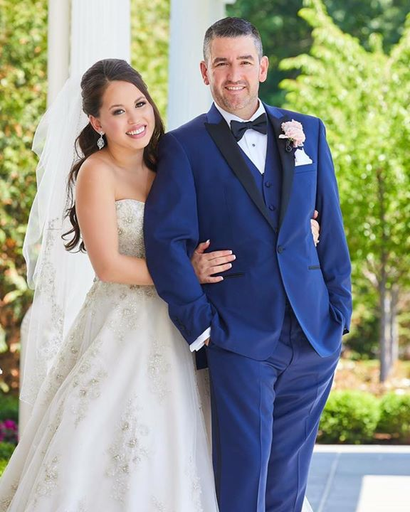 Cassie's June 2017 Wedding Day