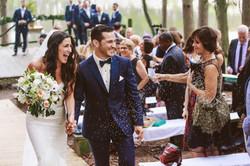 Congratulations Kristina and Dan