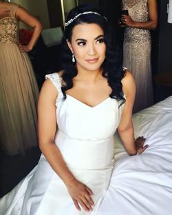 Theresa's October 2016 Wedding Day!