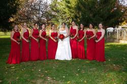 Maria's November 2016 Wedding