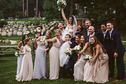 Bride and her tribe