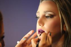 Show beat for Natalie Weiss 💣_#makeupbydaniellearci _📸 Michael Hull