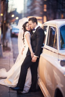 Angelina and Colt NYC Dream Wedding