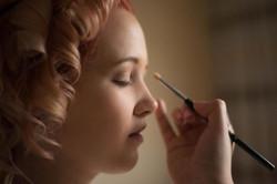 Makeup for the Bride Allie Coultas Brunner 👰🏼💍💐 #makeupbydaniellearci