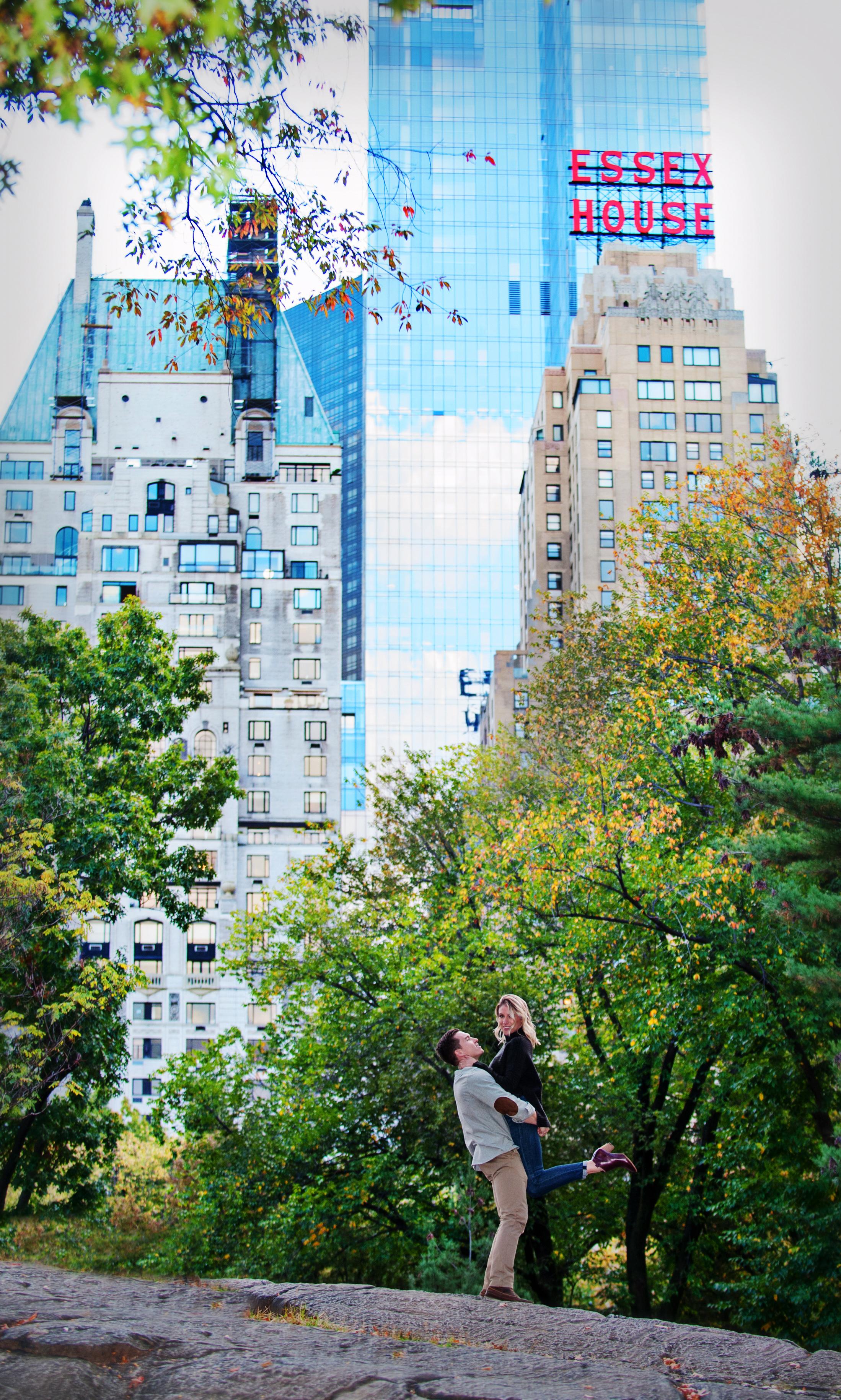 Central Park Shoot
