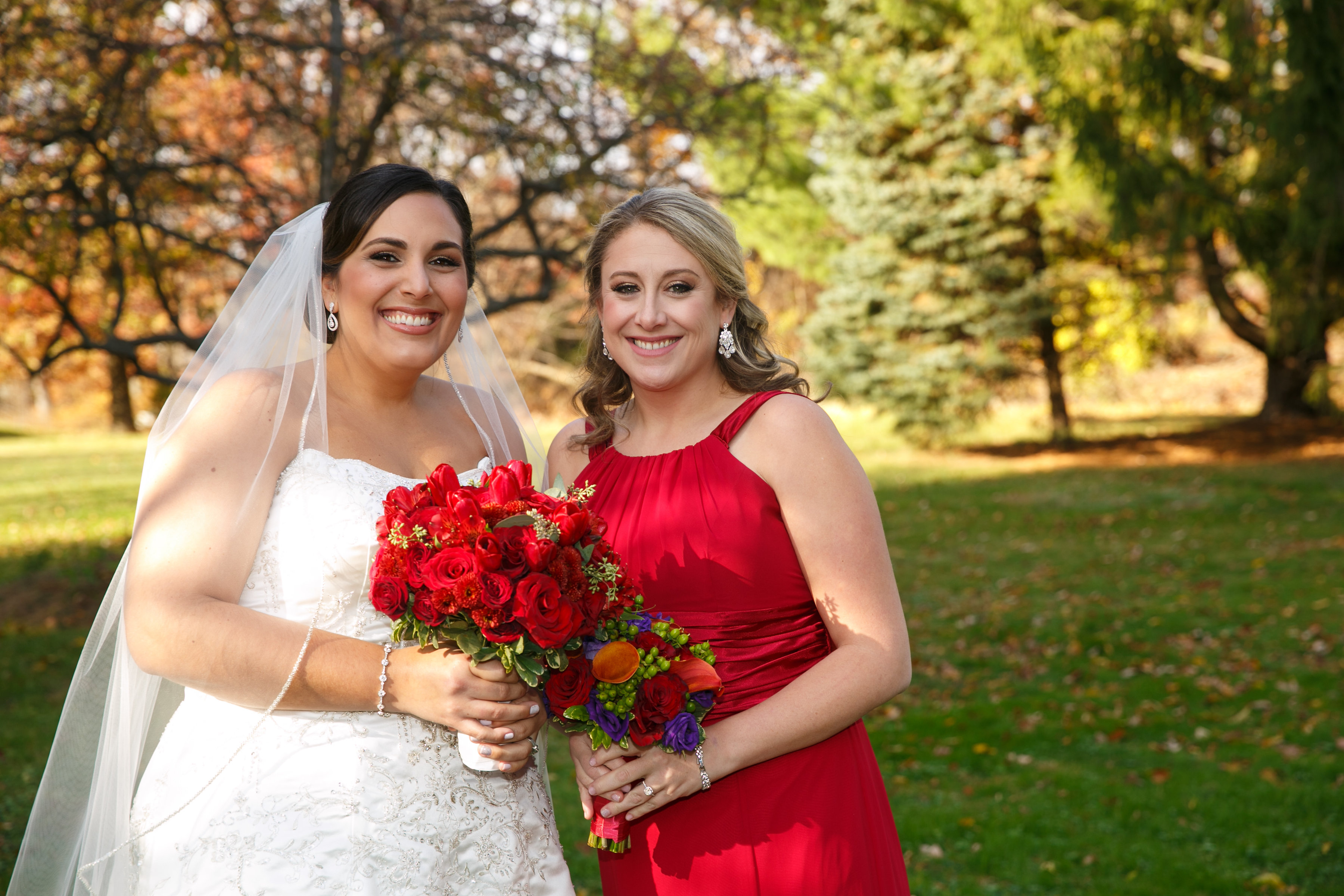 Two of my Brides!