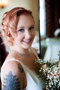 Allie's Winter Wedding