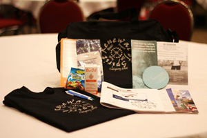 Conference Swag