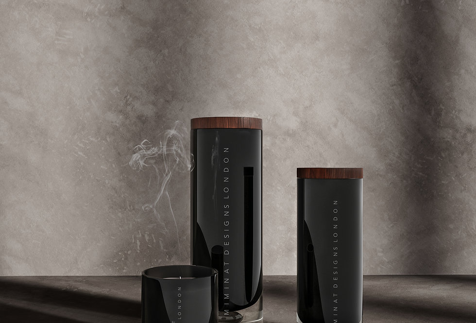 NOIR SCENTED CANDLE