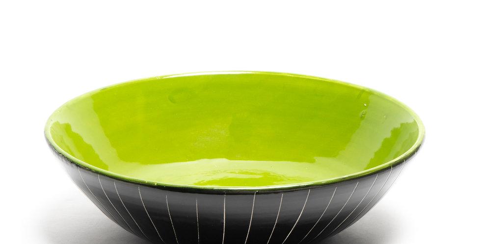 Okuta Hand Made Ceramic Center Bowl