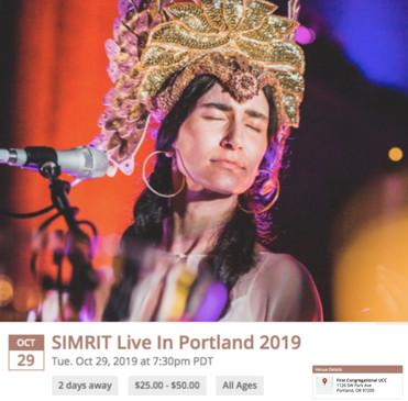 SIMIRIT Concert