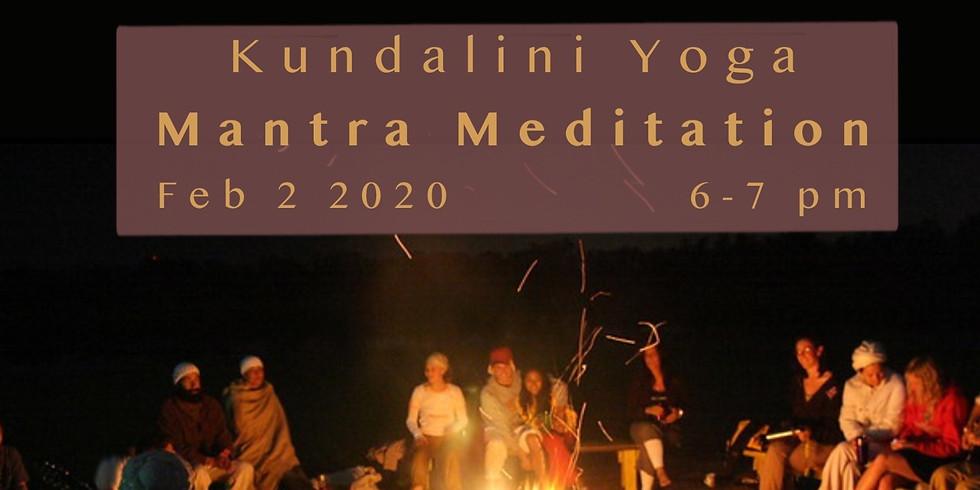Fireside Mantra Meditation