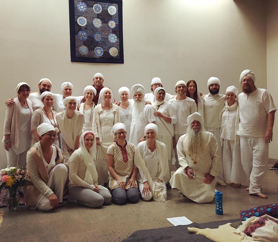 White Tantric Yoga @ Eugene