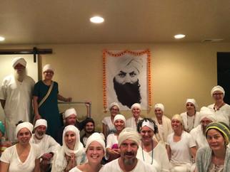 Yogi Bhajan Birthday Sadhana