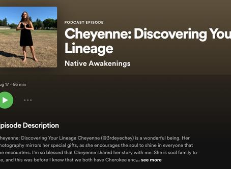 Gregg's Podcast : Native Awakenings