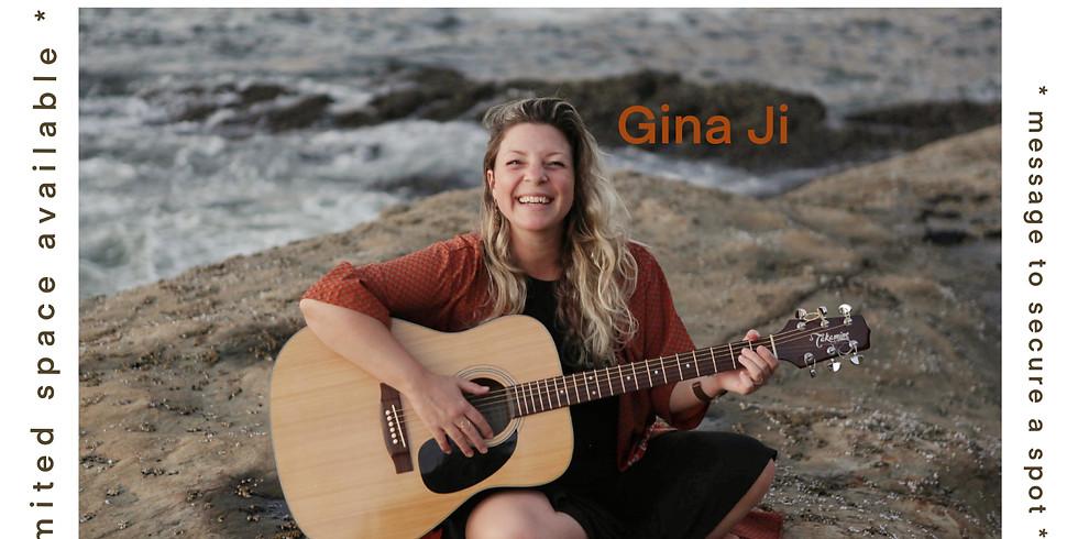 Chanting For Joy with Gina Ji