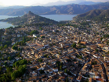Valle de Bravo Mexico great place vacations woodshop ceramics workshop