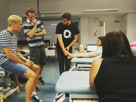 Integraalinen alaraajan fysioterapia -kurssi