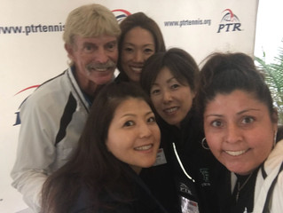 PTR International Tennis Symposium 2018
