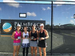 USTA NationalWomen's 40,50,60,70,80 Clay Court Championships (Grade A)Palm Beach