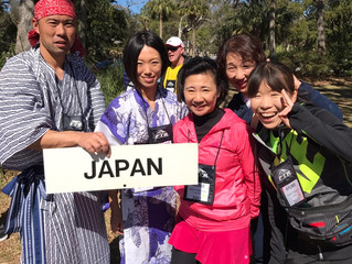 アメリカ遠征6日目アダルトチーム