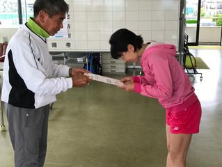 全日本マスターズ兵庫大会 新潟県予選