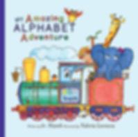 My Amazing Alphabet Adventure Cover 2 we