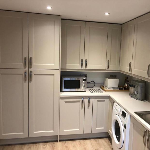 Kitchen rennovation, Grimscote