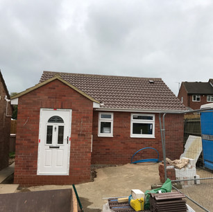 House extension, Daventry