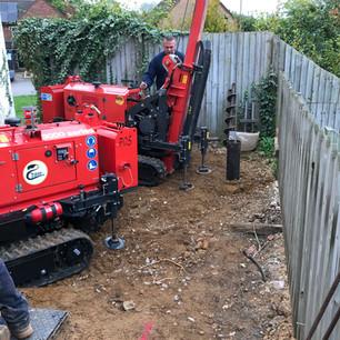 Building work Braunston