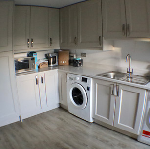 Kitchen and utility room rennovation