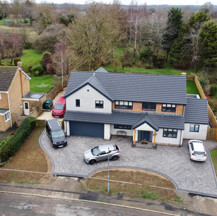 Modern home rennovation, Welton Daventry
