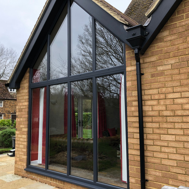 Feature home extension Hellidon, Northamptonshire