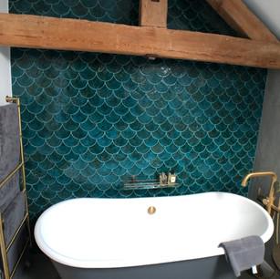 Finished Bathroom, Northamptonshire