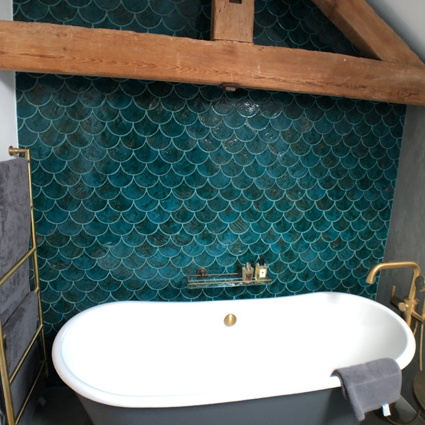 Finished Bathroom, Northamptonshire