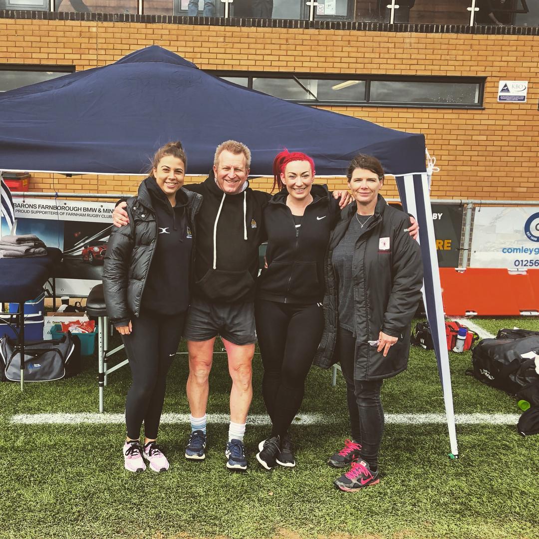 EW Sports Therspy - Physio Team