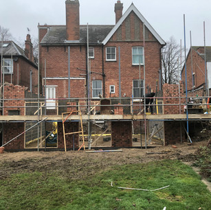 Work in progress, Badby Road
