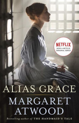 Alias Grace by Margaret Atwood - Review