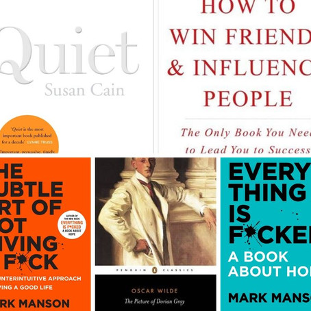 5 POWERFUL BOOKS THAT WILL CHANGE YOUR LIFE
