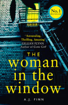 The Woman in the Window by A.J. Finn– Review