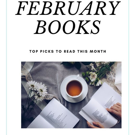 The 5 Best Books of February