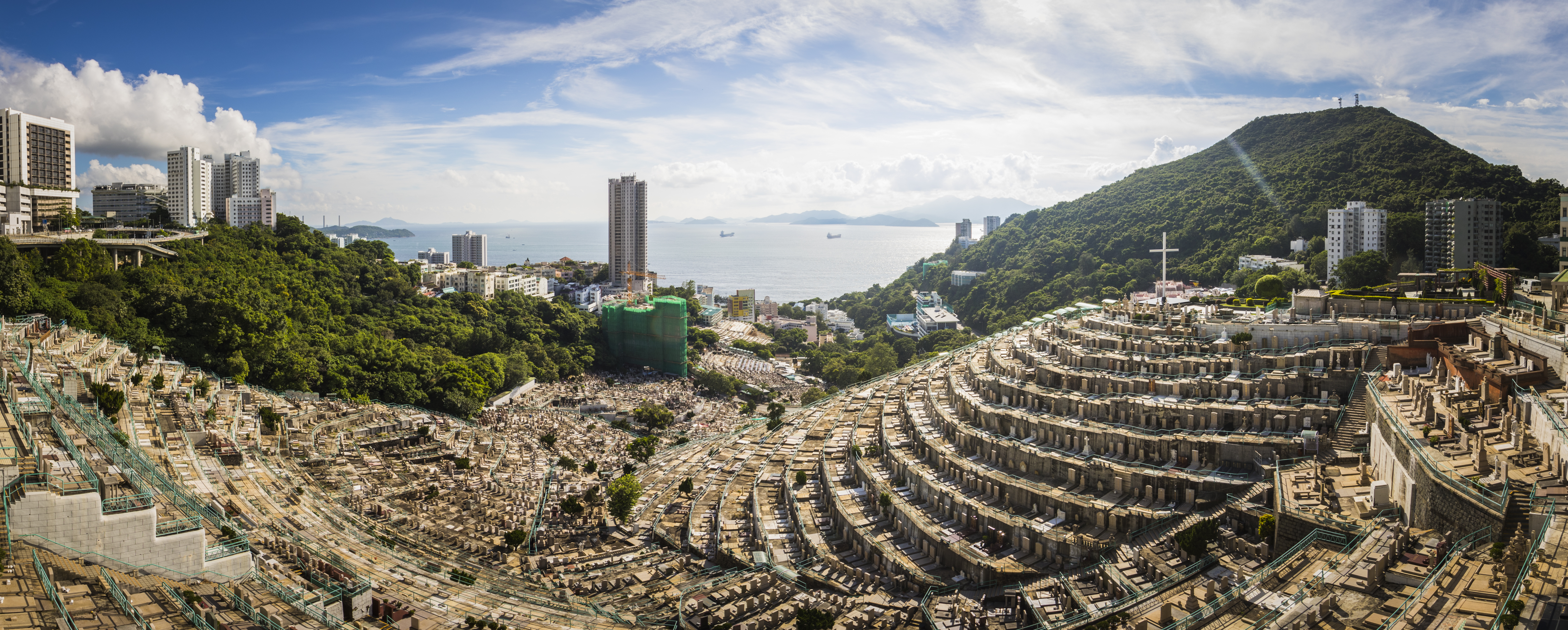 Pok Fu Lam Road Cemetery, Hong Kong