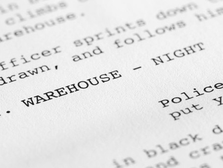 WHAT IS A MOVIE SCREENPLAY?  Explained in Simple Words