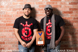 Lamar Jones & Shawn Elliot