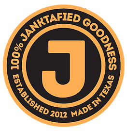 The Jank Gourmet BBQ Sauce Janktafied Goodness Logo