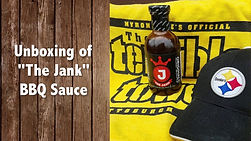 The Jank Gourmet BBQ Sauce and The Steelers